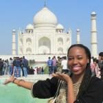 First Time_Taj Mahal
