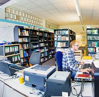 Versandbüro in Augustdorf