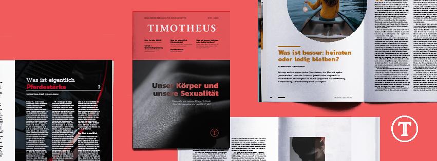 Timotheus Magazin #35 - Einblick