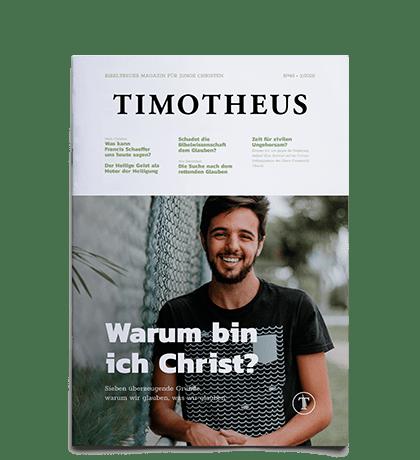 Timotheus Magazin 40