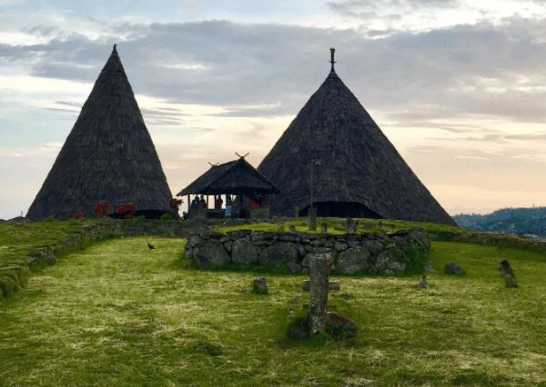 Kampung Todo, Budaya Minangkabau dan Saksi Kekuasaan Raja Manggarai di Flores