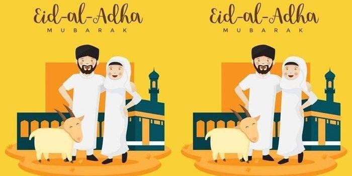 100 Gambar Kata Ucapan Selamat Idul Adha 1441 H Terbaru 2020