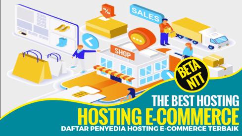 Daftar Hosting e-Commerce Terbaik 2021