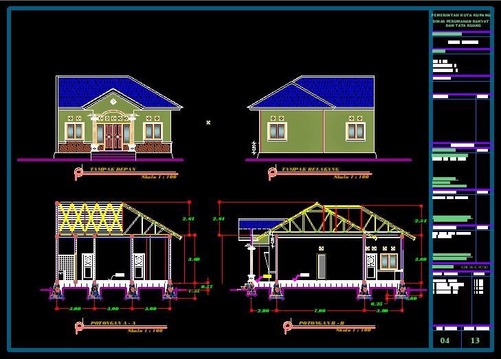 Download Gambar Rumah Moder Minimalis