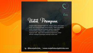 Kata Kata Mutiara Cinta, Romantis, Islami, Lucu & Motivasi