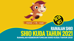 Ramalan Keberuntungan Shio Kuda Tahun 2021
