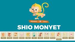 Ramalan Keberuntungan Shio Monyet Tahun 2021