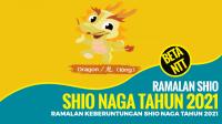 Ramalan Keberuntungan Shio Naga Tahun 2021