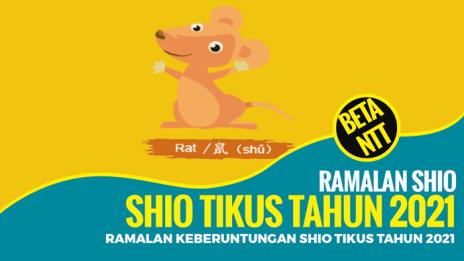 Ramalan Keberuntungan Shio Tikus Tahun 2021