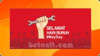 Makna dan Tema Serta Logo Hari Buruh Sedunia (May Day) 2021