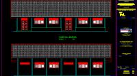 Download Gambar Desain SMP+Bestek Lengkap DWG AutoCAD