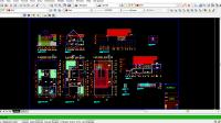 Download Rumah Ukuran 12x23 M Bestek Lengkap DWG AutoCAD