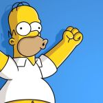 Vote Homer Simpson!
