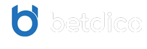 Betdico -Free Football prediction site white logo