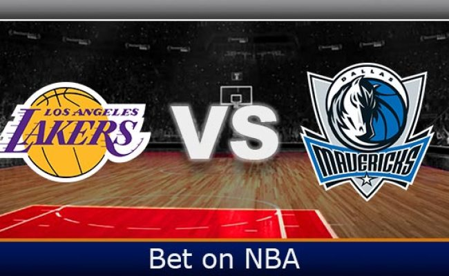 Los Angeles Lakers Vs Dallas Mavericks Ats Odds Betdsi