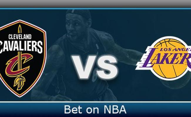 Cleveland Cavaliers Vs Los Angeles Lakers Betting