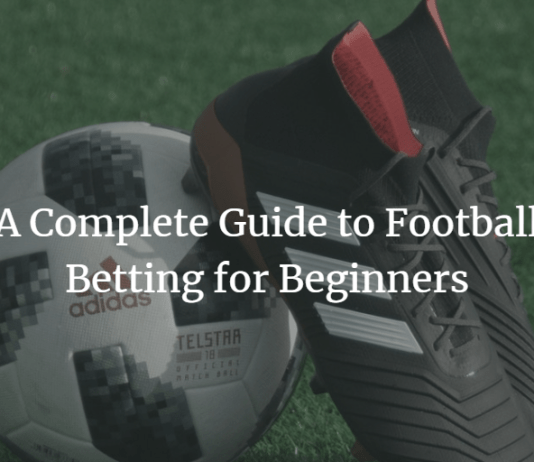 football betting guide for beginners