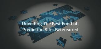 presentando el mejor sitio de predicciones de fútbol en Nigeria betensured