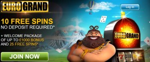 EuroGrand Casino Direct Linl