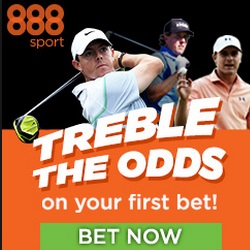 888Sport – Treble Odds