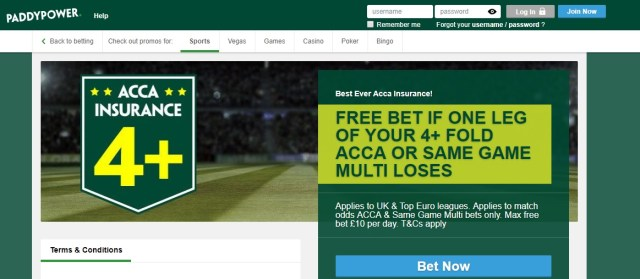 Paddy Power Free Bets For Existing Customers