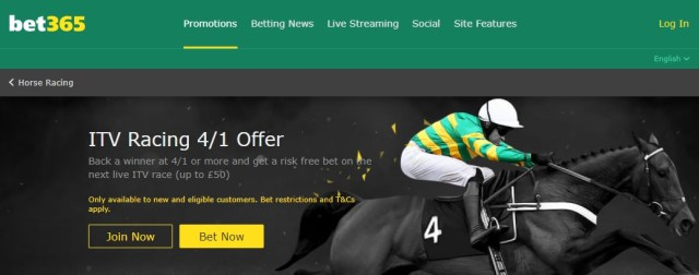 bet365 offers for existing customers