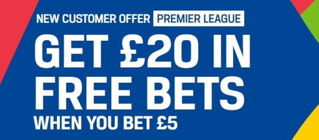 Coral Online Free Bet