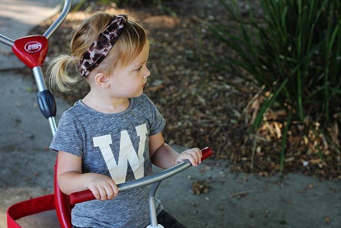 zara tee toddler, toddler style blog, toddler headbands