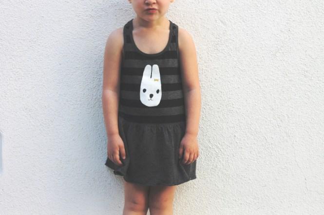 Slyfox Threads Bunny Dress