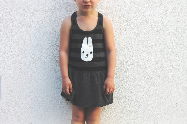 Slyfox Threads Bunny Dress