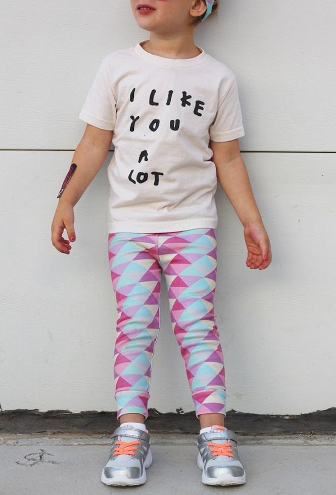 little big dreamers leggings