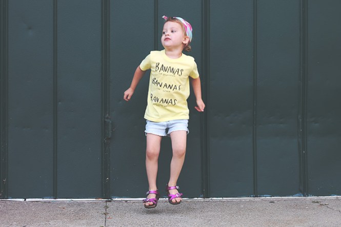 toddler headband and tee