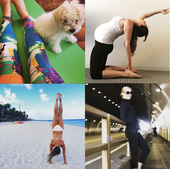 Inspiring Fitness Instagram Accounts