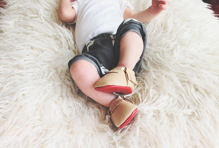 newborn moccasins