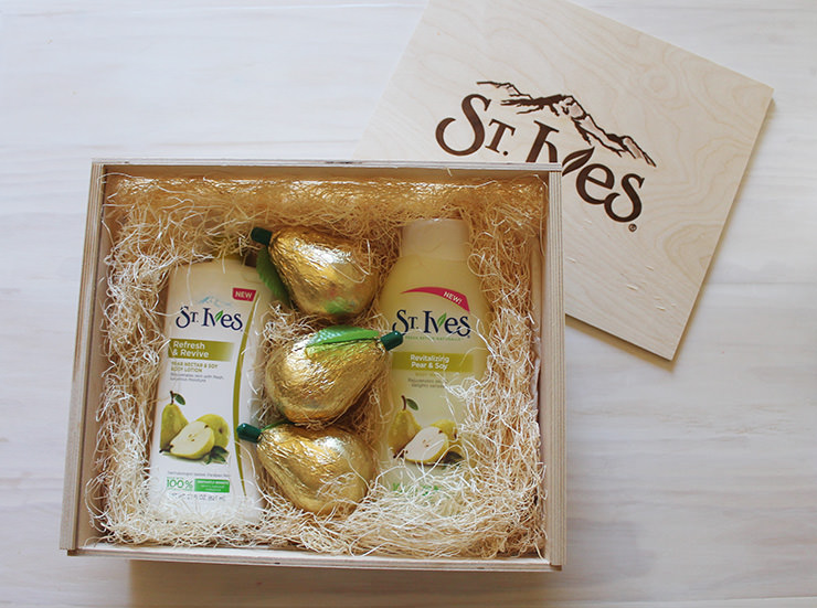 St Ives Pear