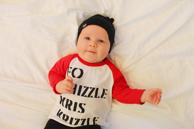 Fo Shizzle Kris Krizzle
