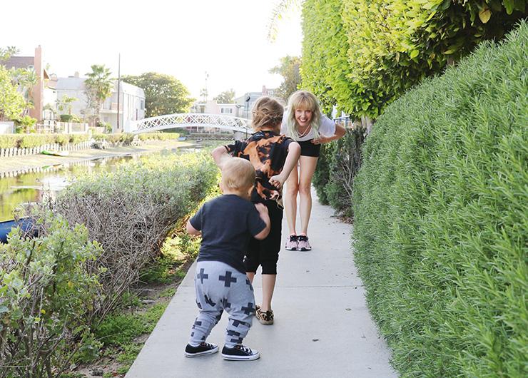 LA family blog