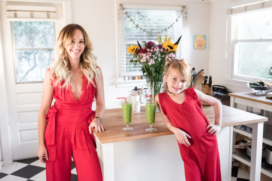 smoothies for mom and kids