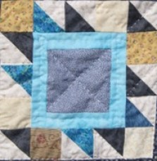 The Center of It quilt pattern Ebook quilt block pattern TWO