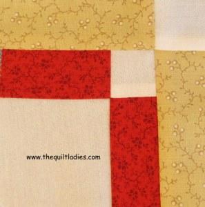 Making a Bonnie Scotsman Quilt Block Pattern