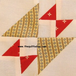 How to make an Old Maids Puzzle Quilt Pattern Block