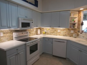 How to Paint Kitchen Cabinet