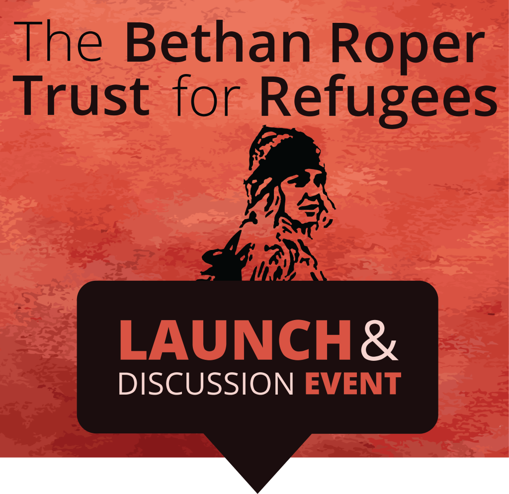 The Bethan Roper Trust for Refugees