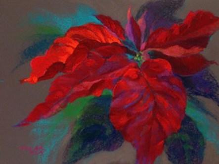 Jude Tolar pastel painter