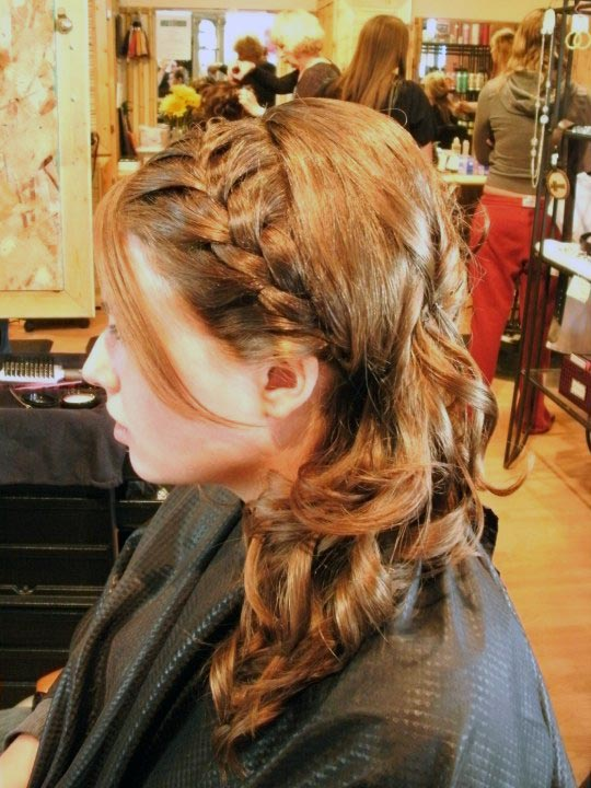 prom updo by bethany kay longmore at sahair salon parker colorado