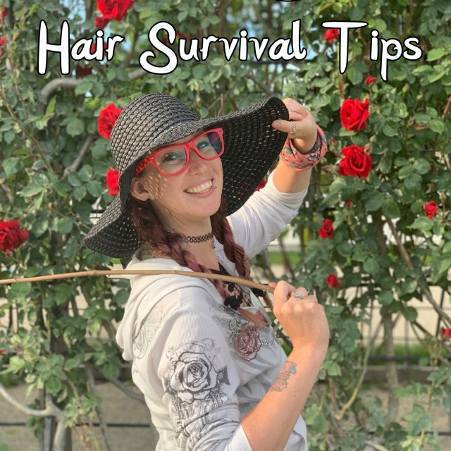 Covid-19 Quarantine hair care survival tips by Bethany Kay