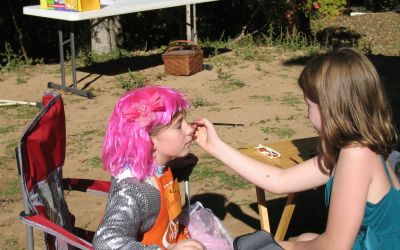 Benefits to Allowing Your Child to Plan a party or Event