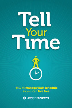 Book Review: Tell Your Time
