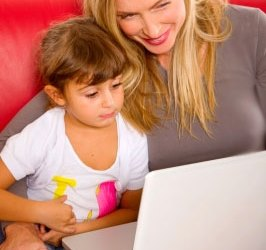 Can a Work at Home Mom Also Home School Her Children?-original