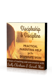 discipleship and discipline